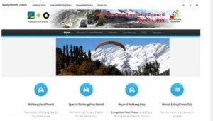 Rohtang Pass Permit Online Booking 2021-22 Registration