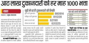 UP Shramik Bharan Poshan 1000 Rs Yojana Apply